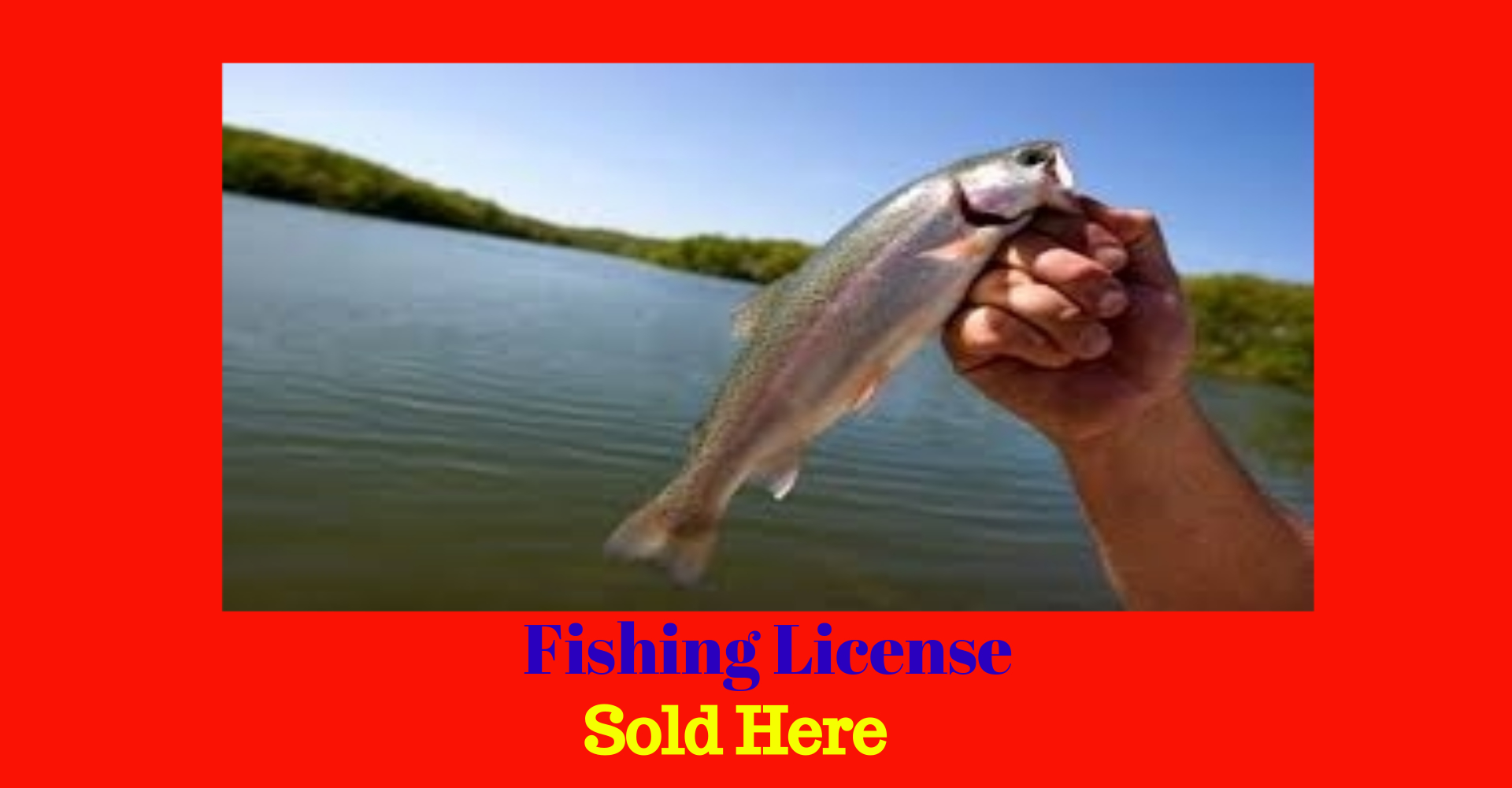 Buy Fishing License | Angels Camp CA – Ataville Market | Angels Camp CA